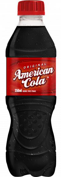 American Cola Bottle chilled