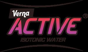 Verna Active Logo (Strawberry)