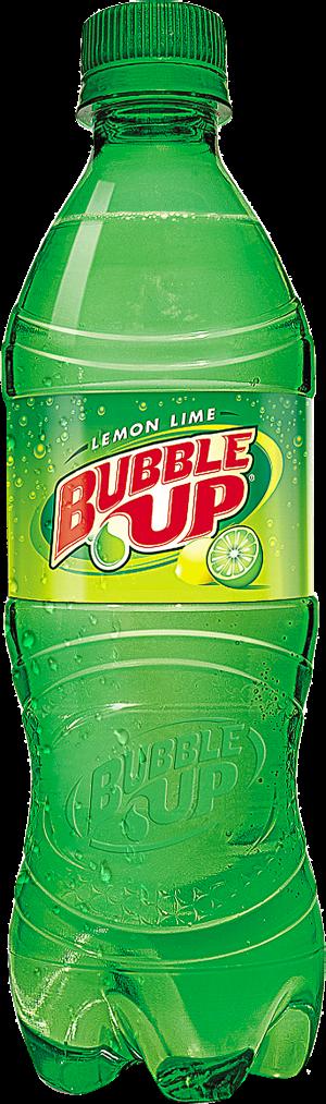 buble up bottle